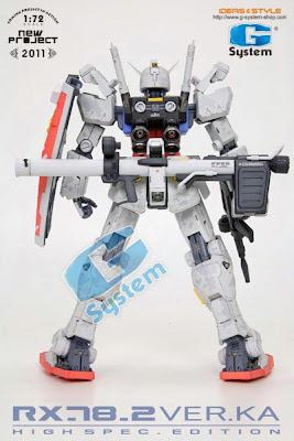 RX-78-2 Gundam Ver.Ka High Spec.Ver. Digital Camouflage