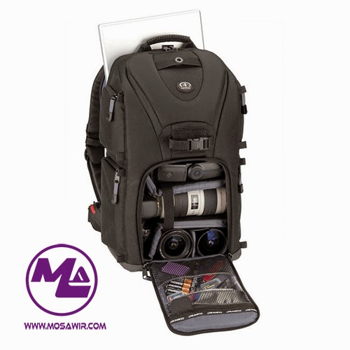 حقيبة الظهر للكاميرا