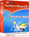 MiniTool Partition Wizard Professional v8.1 Incl Keygen