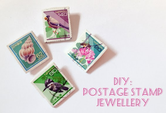 Crafts to Do with Postage Stamps