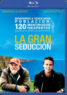 La Gran Seducción (2013) Dvdrip Latino [Comedia]
