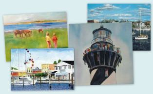 Beaufort and NC Artists Prints