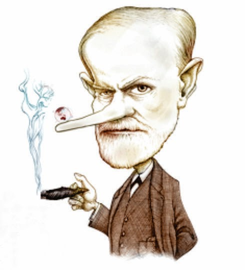 Filsafat Freud Berhasil kelabui Banyak Orang Di Dunia