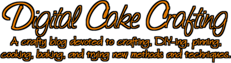 Digital Cake Crafting