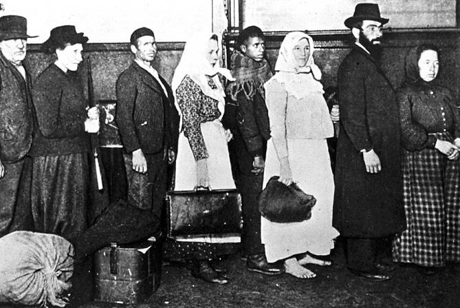 Film Immigration Usa Ellis Island