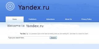 entfernen Yandex.ru