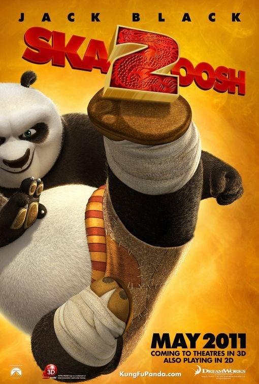 فيلم Kung Fu Panda 2 2011 مترجم على مركز الخليج