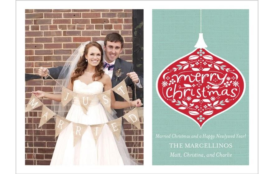 2013 Christmas Card - Carolina Charm