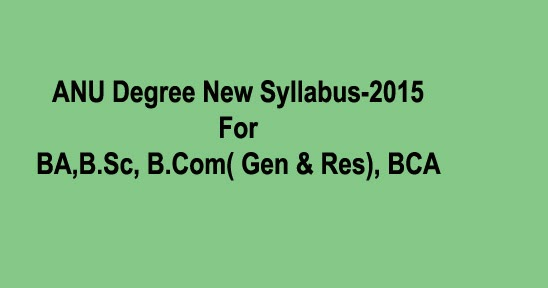 ba syllobus The ignou syllabus 2018 contains topics that are to be taught in classes semester wise syllabus of ug, pg courses like ba, bcom, ma, bca is available here.