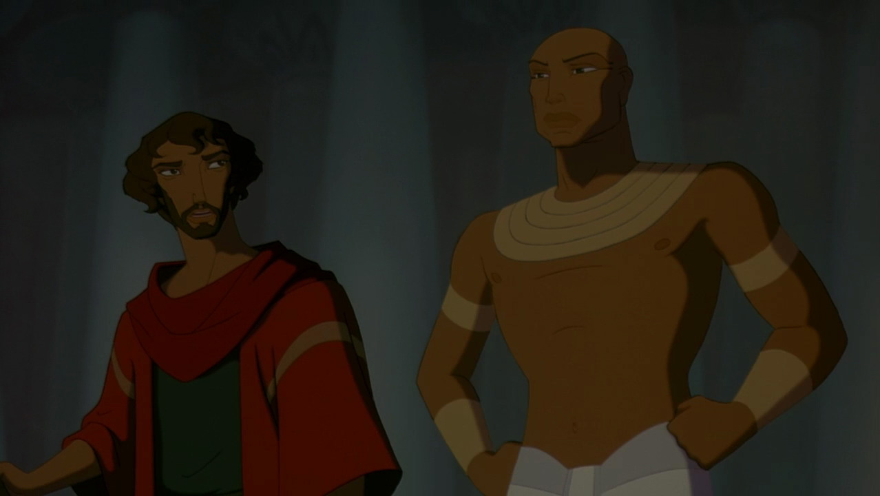 prince of egypt moses and rameses relationship quizzes