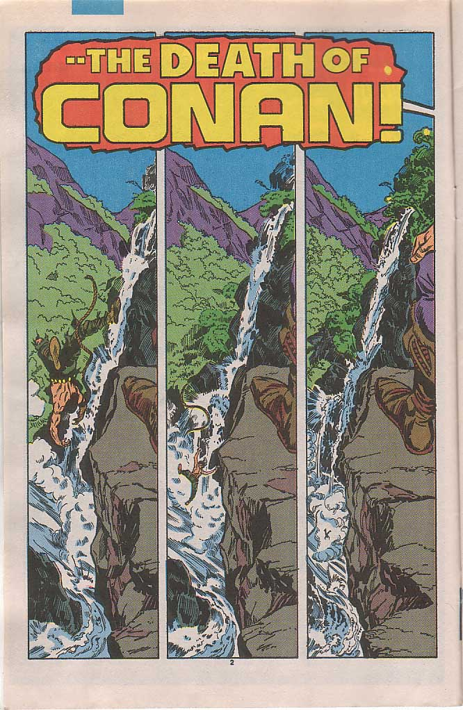 Conan the Barbarian (1970) Issue #238 #250 - English 3