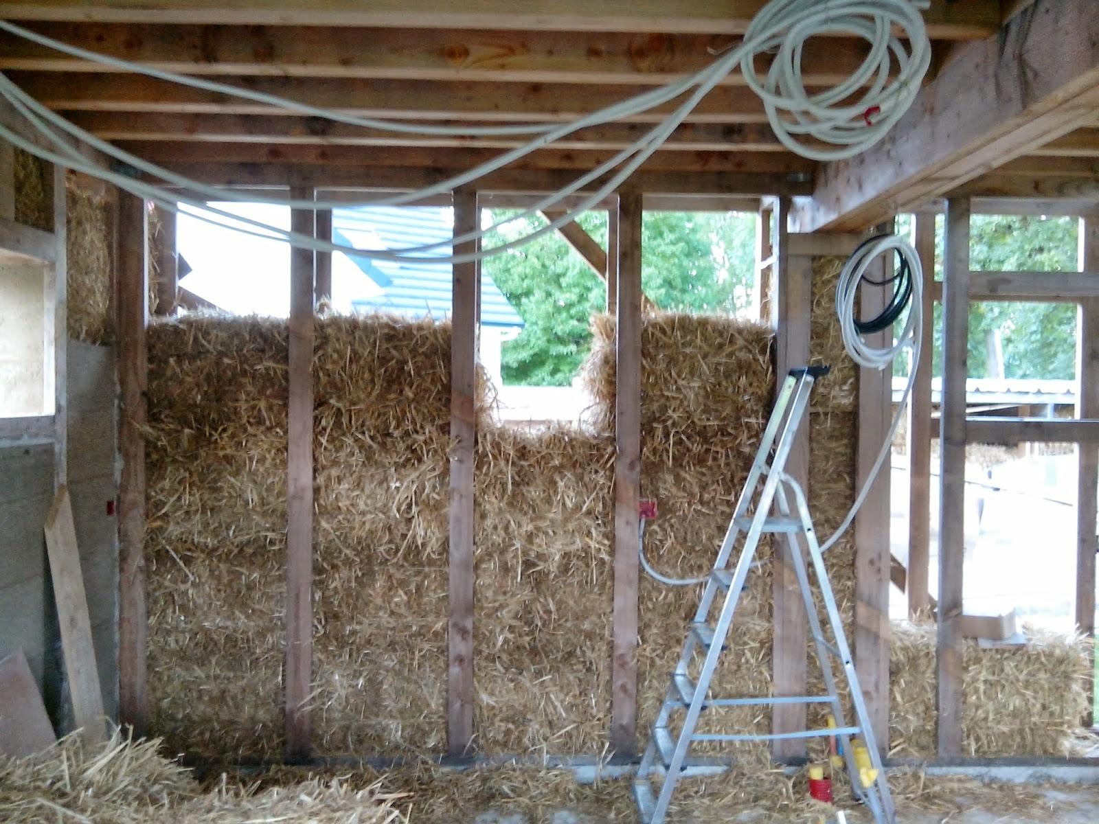 Autoconstruction bois et paille en vall e d 39 ossau 64 le for Autoconstruction paille