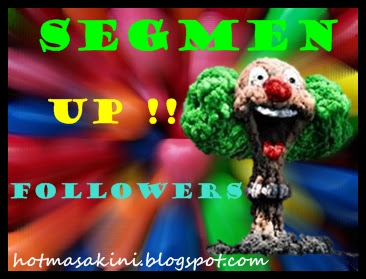 SEGMEN UP !! FOLLOWERS 2013