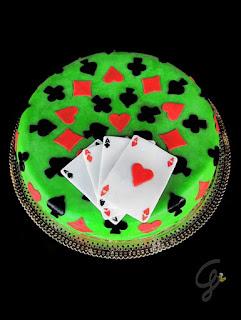 pasta di zucchero torta carte
