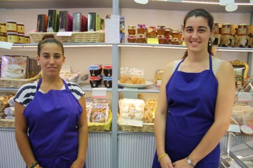 Nuria y Natalia Chocolate y Limón