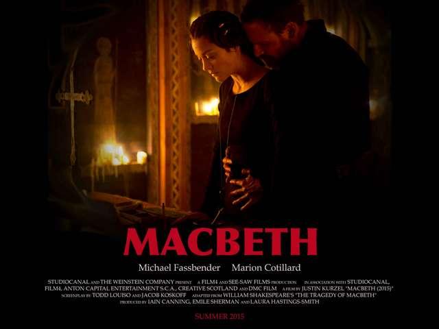 Macbeth de Justin Kurzel (2015)