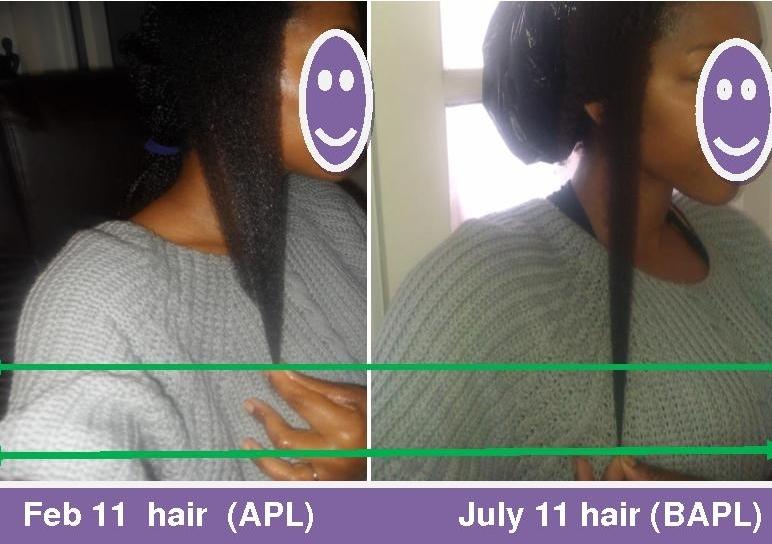 Harvest Hair Growth