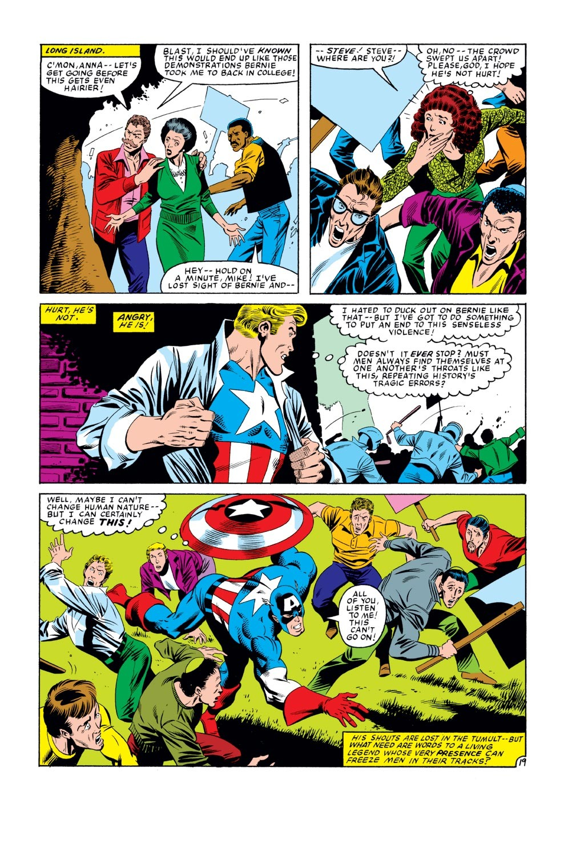 Captain America (1968) Issue #275 #191 - English 20