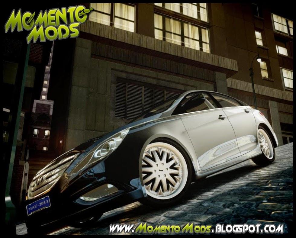 GTA IV - Hyundai Sonata 2011