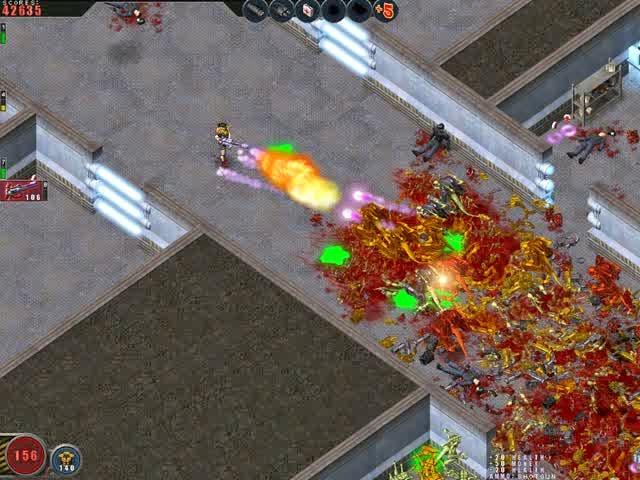 alien shoter tembak tembakan