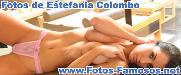 Fotos de Estefania Colombo