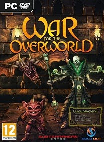 War for the Overworld Update v1.0.0.1-CODEX Terbaru For Pc cover