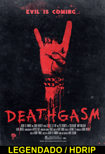 Assistir Deathgasm Legendado 2015
