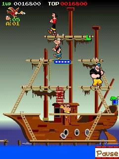 Tải Game Java Thủy Thủ Popeye Cho Điện Thoại