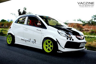 HONDA BRIO &#3637; &#3655;&#3637; BY VACZINE