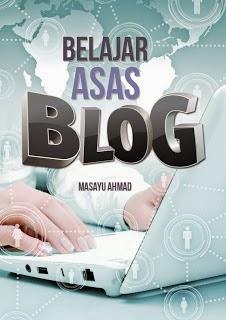 E-book Belajar Asas Blog (RM 50)
