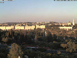 Jerusalém em tempo real