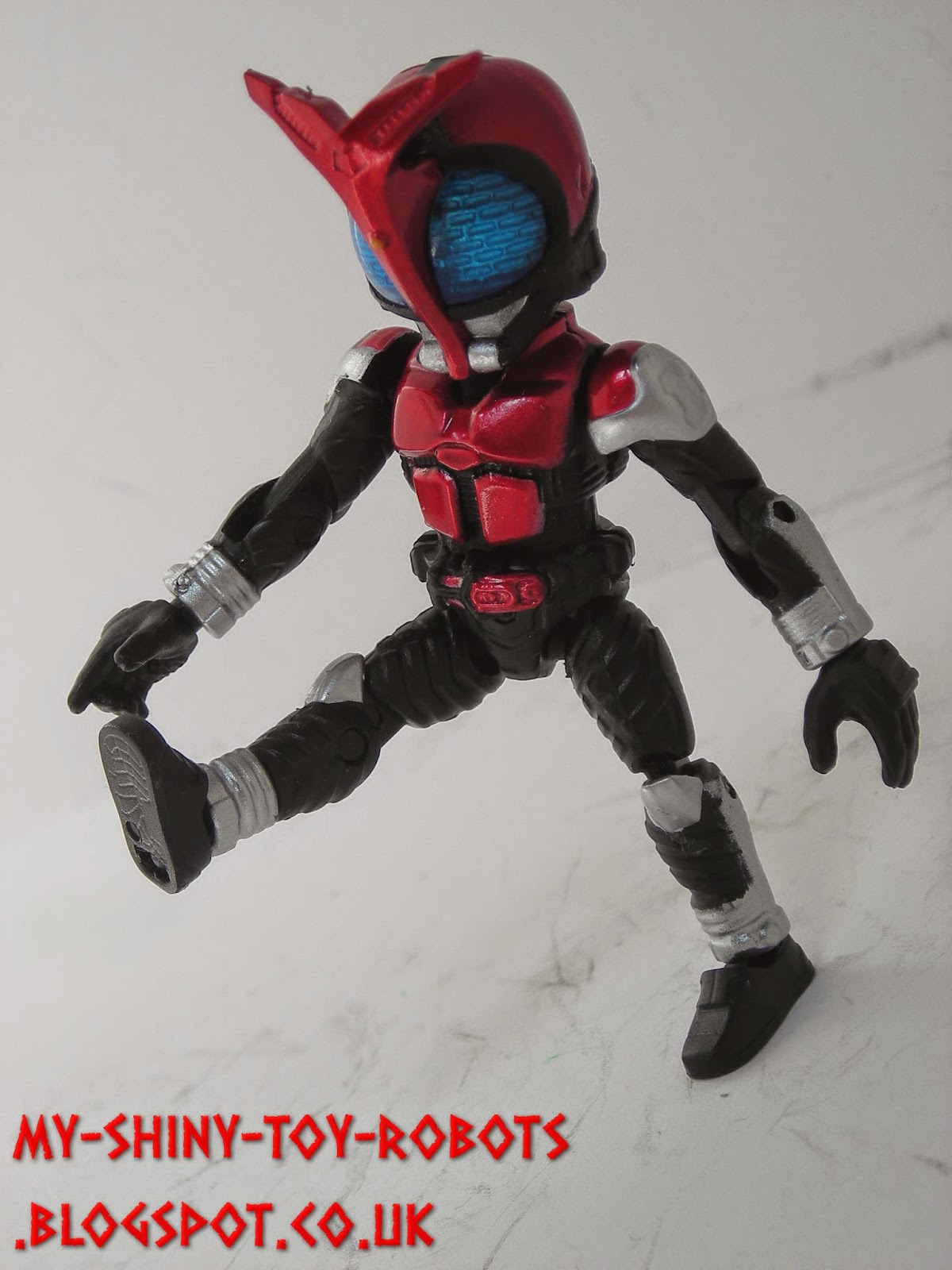 Miniature Rider Kick!