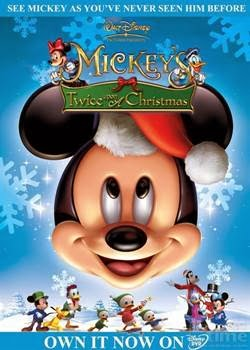 Filme Aconteceu de Novo no Natal do Mickey RMVB Dublado + AVI Dual Áudio + Torrent DVDRip