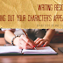 Writing Resources: Figuring Out Your Character's Appearance