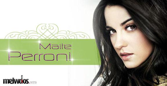 Maite Perroni – Te Daré Mi Corazón