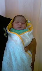 Adam newborn