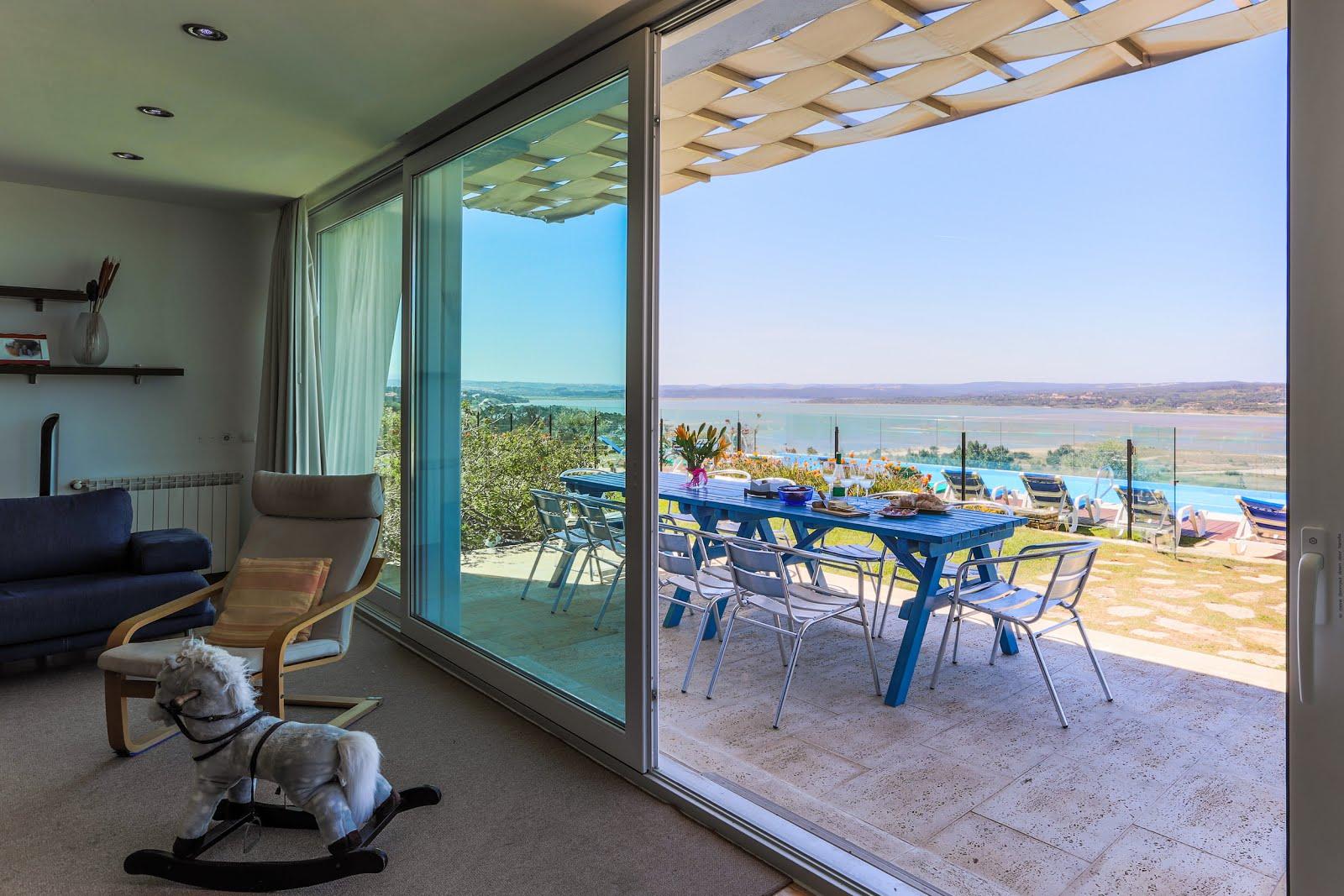 Living room's terrace
