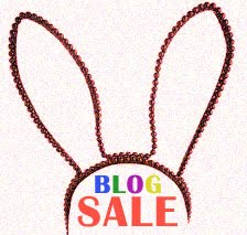 UPDATED BLOG SALE!