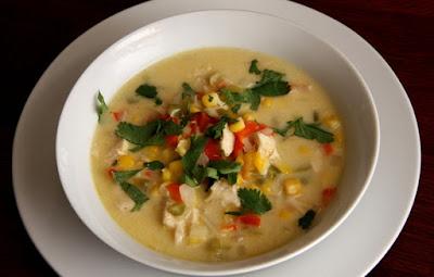jalapeño corn chowder