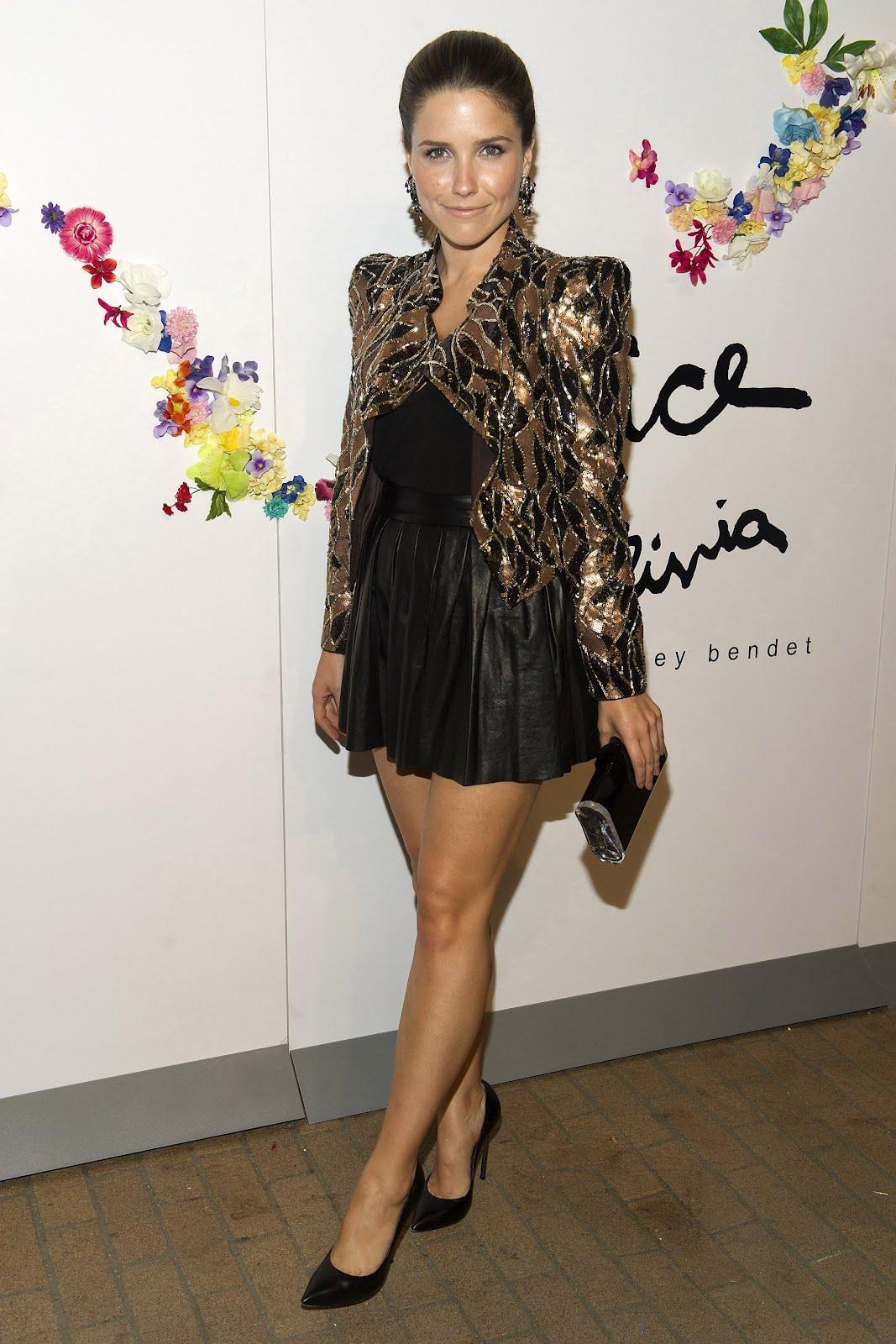Her Style: Sophia Bush