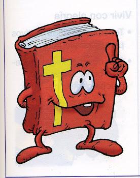 Biblia Infantil - actividades
