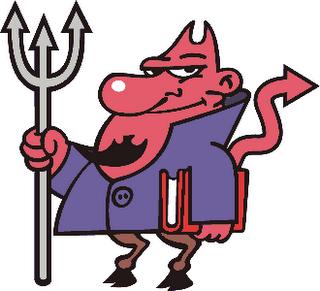 Diabo vermelho