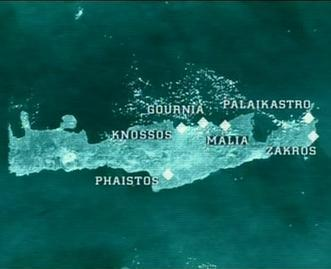 Creta, Minoico, Minoica, isla, Atlántida, Knossos, Cnossos, Zakros, Egeo, mas alla de pangea