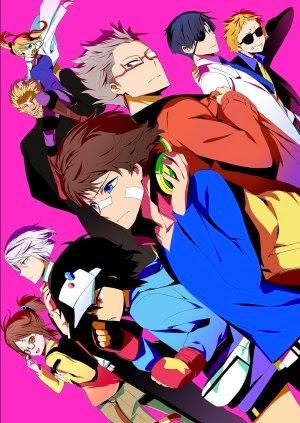 anime seperti pyscho pass