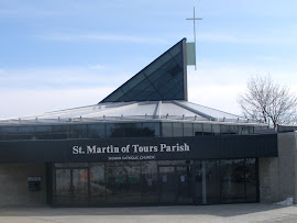 WELCOME TO ST. MARTIN OF TOURS PARISH