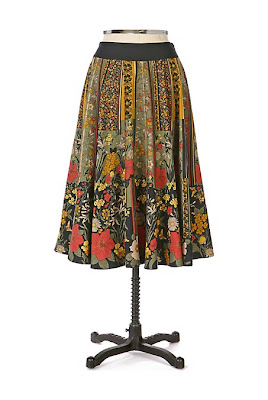 Anthropologie Guest Suite Skirt