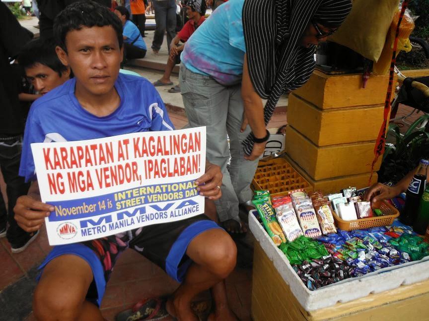 Marangal na hanapbuhay ang pagtitinda