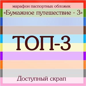 Моя робота в ТОП-3