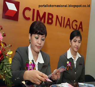 Lowongan Kerja PT Bank Cimb Niaga Terbaru
