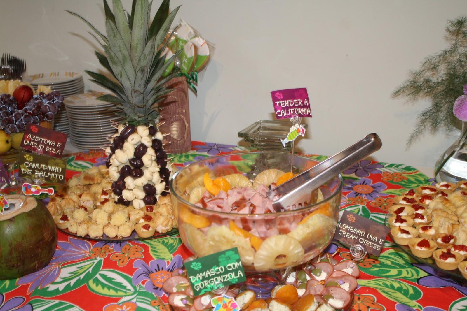 Famosos Mães e Festeiras: Aniversário de 50 anos do João - Festa Havaiana OA27